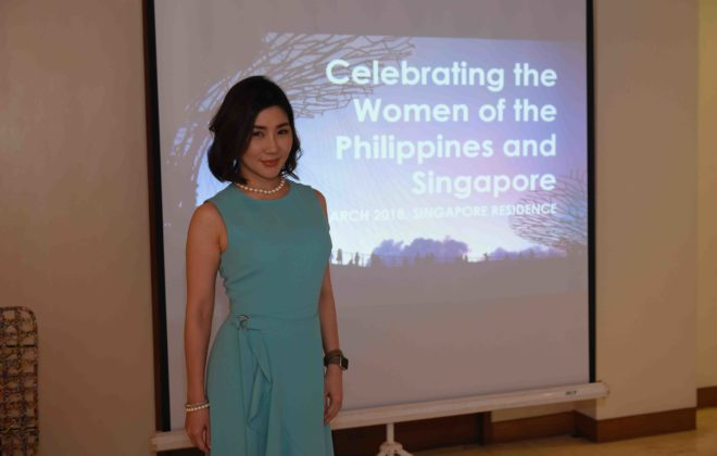 Celebrating the Women of the Philippines and Singapore - International Women's Day Celebration - beautypreneur