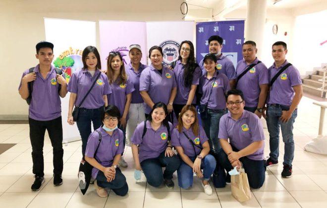 Visiting the mothers of Gat Andres Bonifacio Memorial Medical Center - beautypreneur